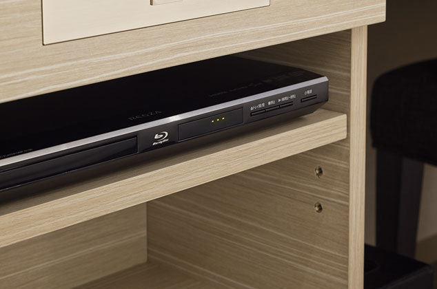 Blu-ray / DVD Player