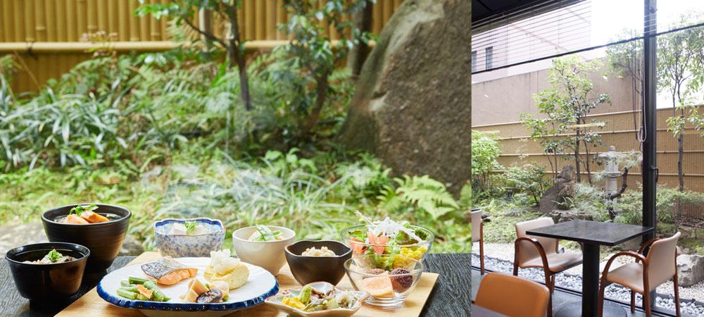 Breakfast | Mitsui Garden Hotel Kyoto Sanjo