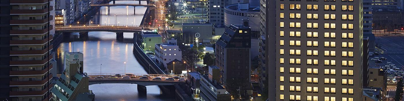 Access Mitsui Garden Hotel Osaka Premier