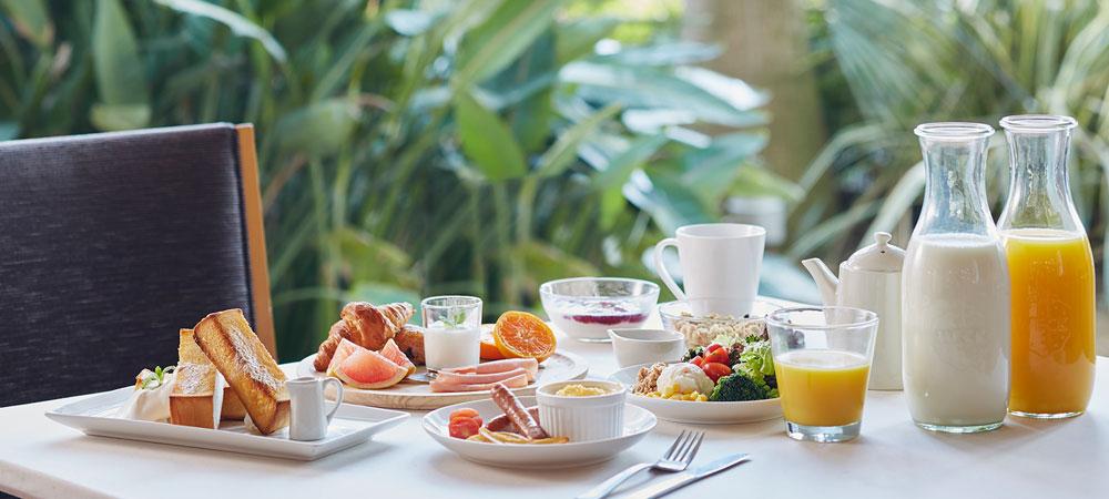 Breakfast|Mitsui Garden Hotel Ginza Premier