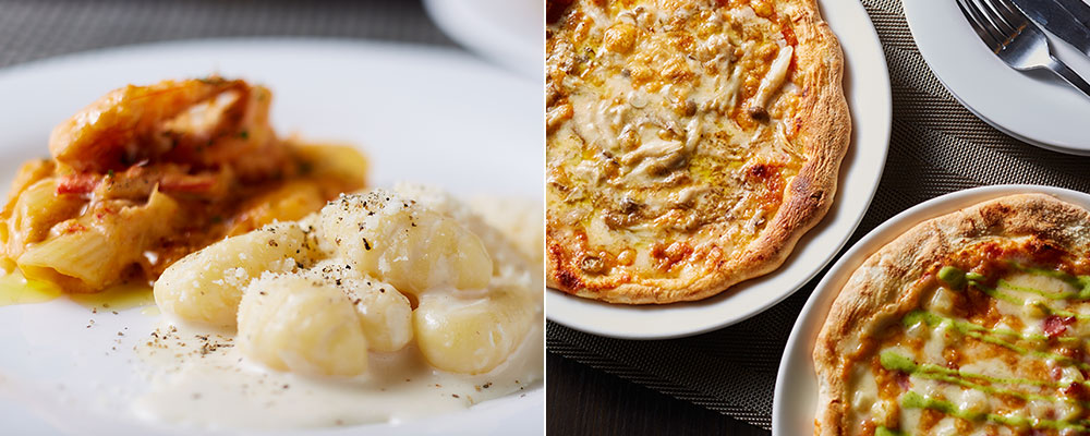 Begin your day by savoring the morning with our popular Italian-style breakfast.
