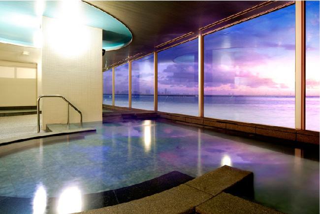 画像: 展望大浴場