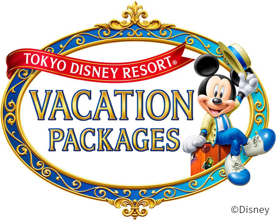 TOKYO DISNEY RESORT VACATION PACKAGES