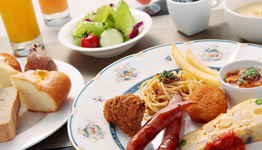 イタリアンビュッフェ アンド カフェ ラ・マレーア
